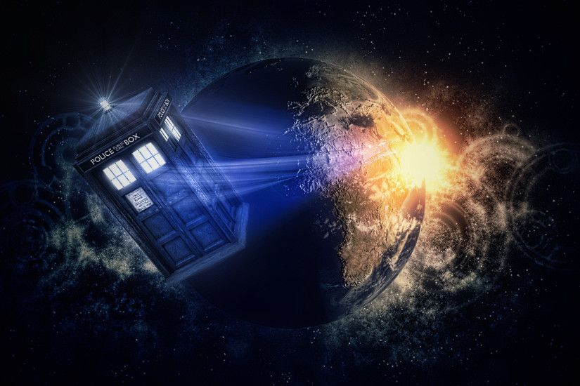 1920x1080 Tardis Wallpapers | Best HD Desktop Wallpapers, Widescreen  Wallpapers .