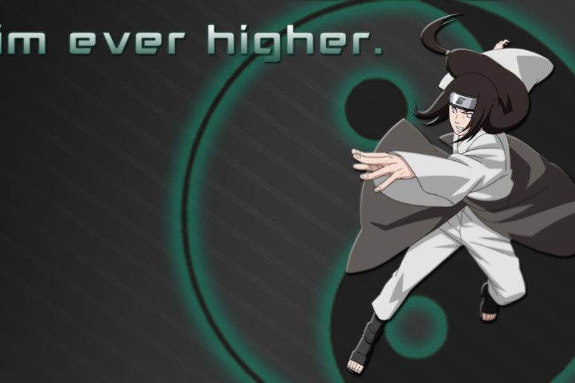 Neji Hyuga Wallpaper by Jackydile on DeviantArt