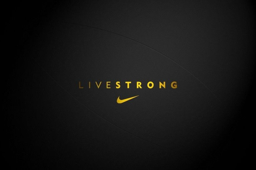 Nike Black LOGO | HD Wallpaper