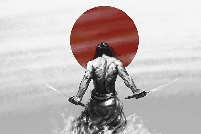 Gallery Wallpaper HD Samurai Image Collection Free Download