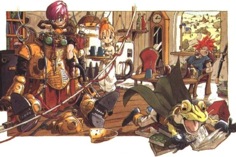 chrono trigger wallpaper 1920x1080 hd 1080p