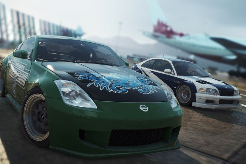 Nissan 350Z, BMW M3 GTR, BMW, Nissan, Need for Speed, Need for Speed: Most  Wanted (2012 video game), Video games, Car Wallpapers HD / Desktop and  Mobile ...