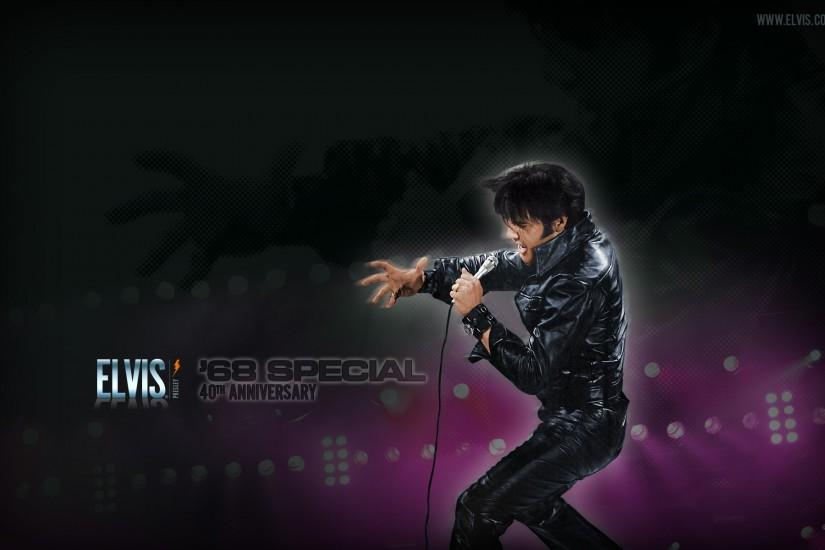 Music - Elvis Presley Wallpaper