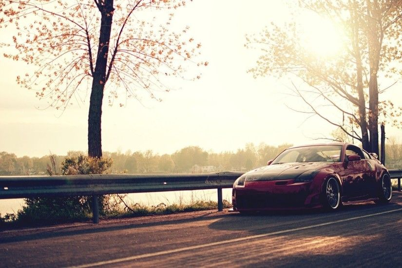 Vehicles - Nissan 350Z Wallpaper
