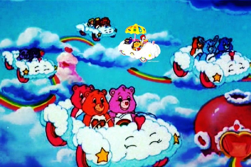 HQ The Care Bears Wallpapers | File 492.32Kb