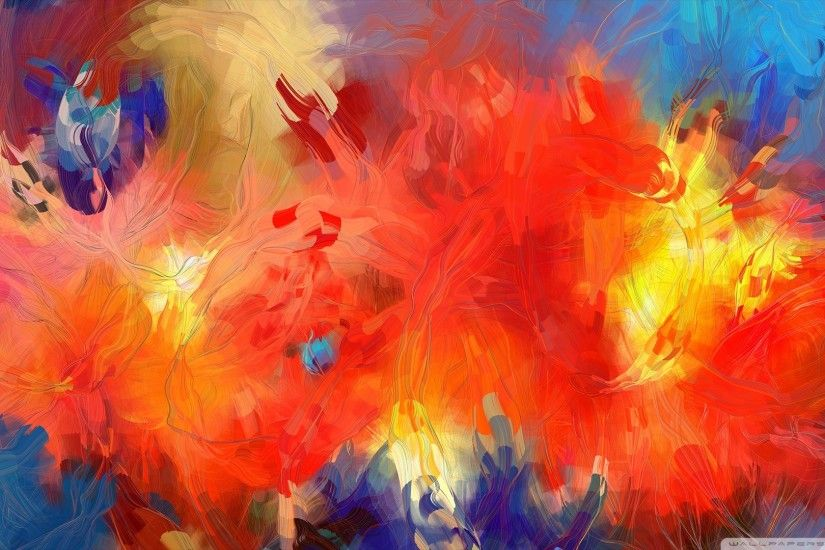 Famous Abstract Art Paintings Wallpaper Free Desktop