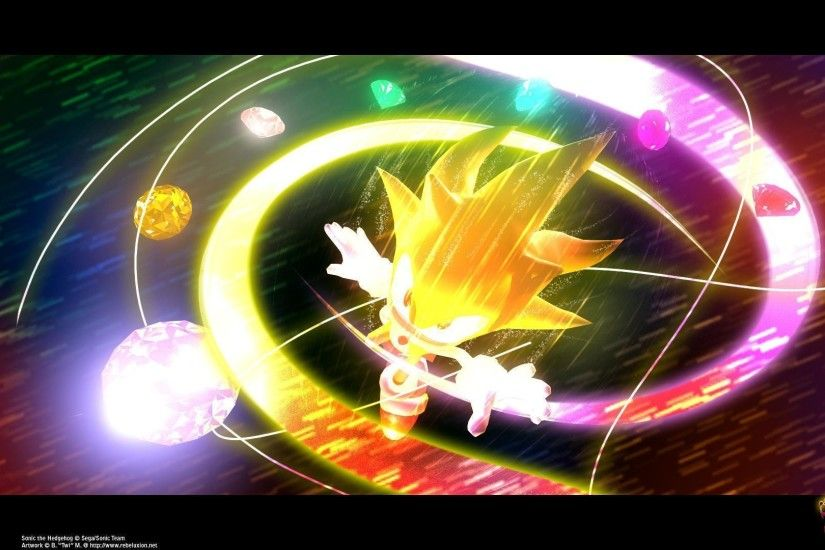 Super Sonic, Wallpaper - Zerochan Anime Image Board