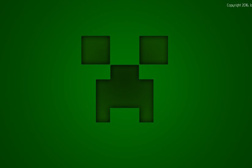 Minecraft Wallpaper Hd Creeper