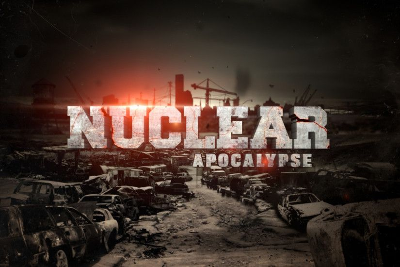 Project_713 - Nuclear Apocalypse Trailer Apple Motion 5 and FCPX Template -  motionVFX Store