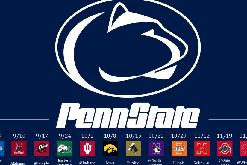 college football penn state
