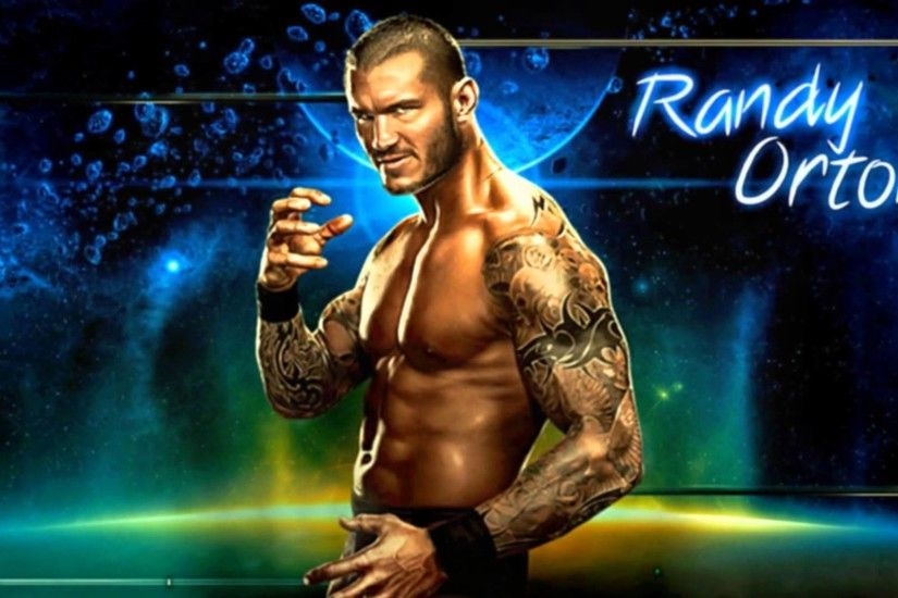 WWE- Voices (Randy Orton)-Theme Song-2015!