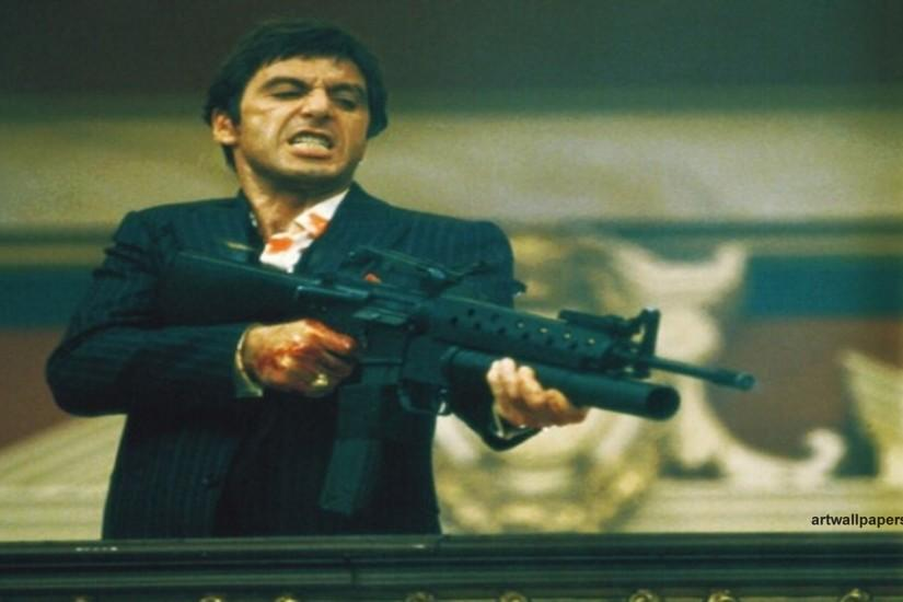 Scarface Phone Wallpaper Wallpapers Screensavers 1920x1200