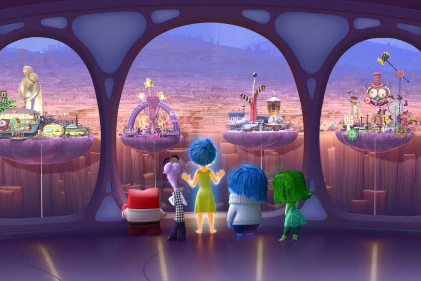 13 HD Inside Out Wallpapers