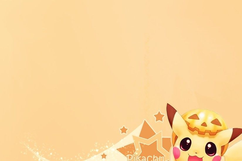 Full HD Cute Pikachu Pokemon Wallpapers