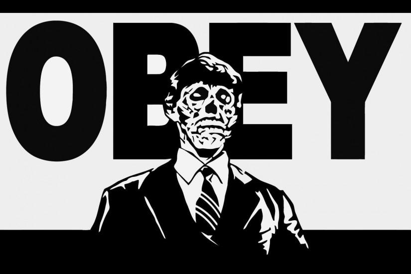Wallpapers For > Obey Wallpaper Tumblr