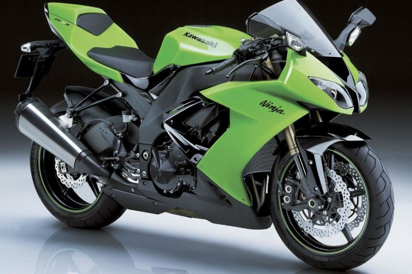 Kawasaki Ninja Zx10r HD Wallpapers 8