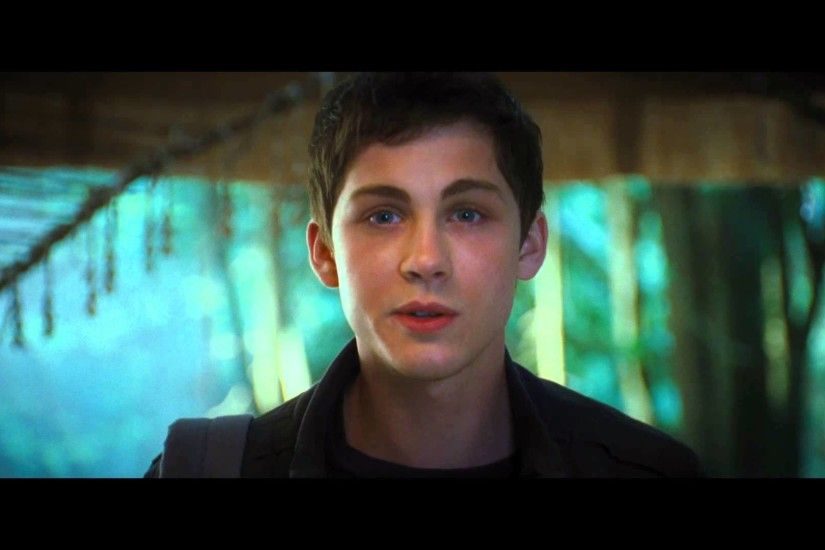 Logan lerman as percy jackson wallpaper percy jackson sea of monsters official theatrical trailer 2 2013 voltagebd Image collections