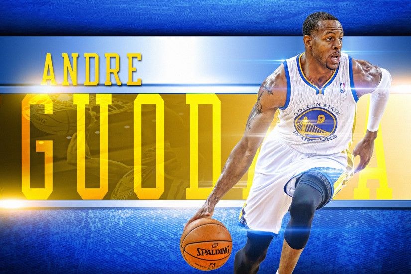Andre Iguodala Warriors 2014 2560x1440 Wallpaper