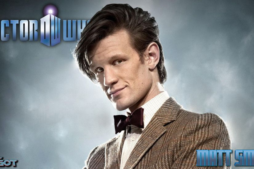 Dr Who Matt Smith Wallpaper