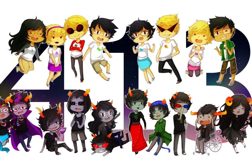 Homestuck · download Homestuck image