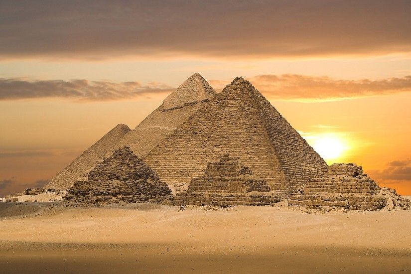 Egypt pyramid wonders of the world