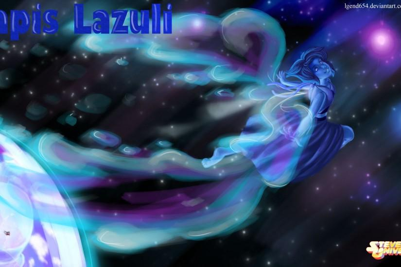 Lapis Lazuli Steven Universe wallpaper by legend654