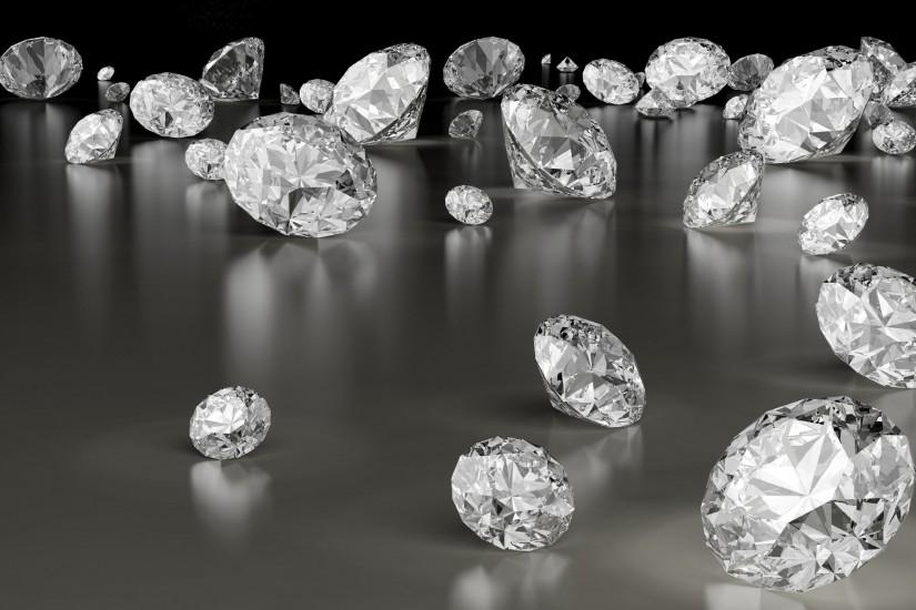 diamonds background 2863x1717 hd for mobile