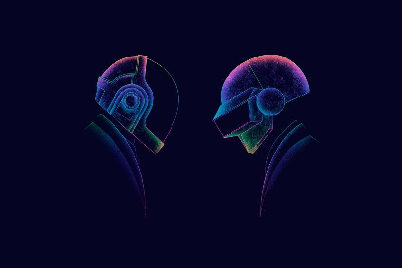 Daft Punk Wallpaper [1920x1080] ...
