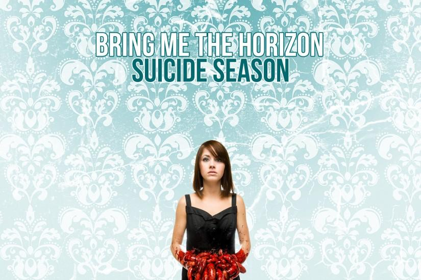 ... BRING ME THE HORIZON Suicide Season by PaintballHitman