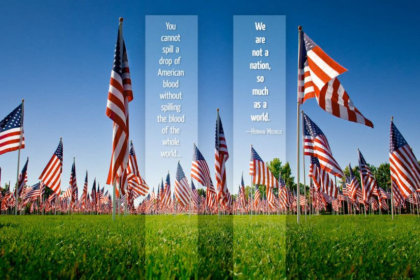 In honor of September 11, here are eight patriotic wallpapers that I ..