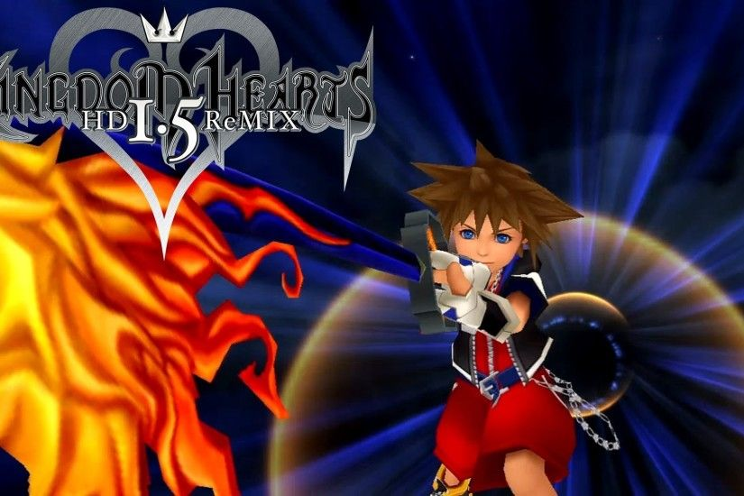 Two New Exclusive Keyblades in KH Final Mix - Kingdom Hearts HD 1.5 ReMIX -  YouTube