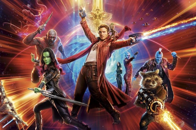 Movies / Guardians of the Galaxy Vol 2 Wallpaper