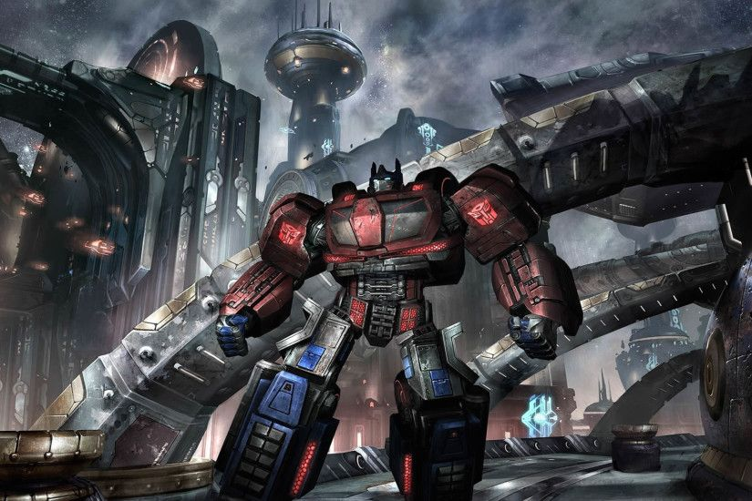 previous transformers war for cybertron wallpaper. Autobot In The City