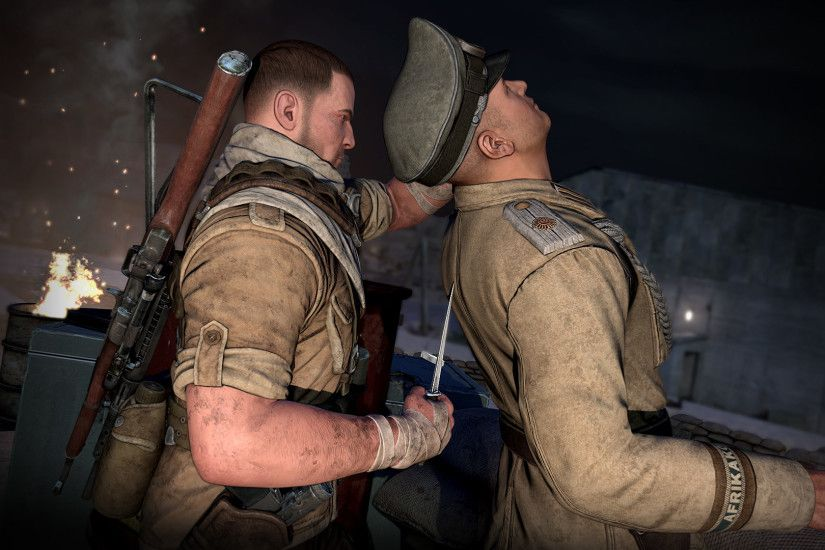 Sniper Elite III Review: Wartime Ninja Assassin