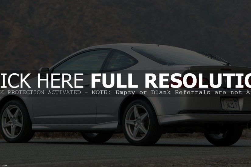 2006 Acura RSX Type S Wallpaper