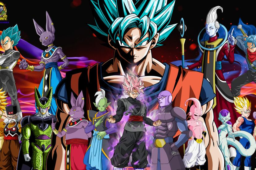 ... Dragon Ball Super Nightmare Wallpaper by WindyEchoes