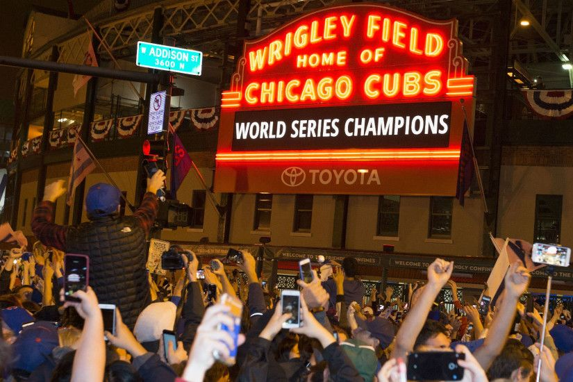 World Series 2016: Newspaper front pages capture magic of Cubs' win | MLB  ...