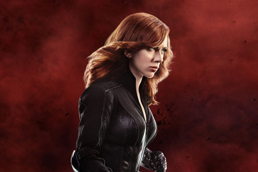 Black Widow Scarlett Johansson Captain America Civil War