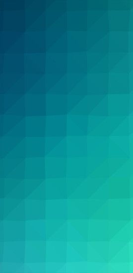 Green and blue polygon abstract pattern Galaxy Note 8 Wallpaper