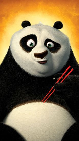 Kung Fu Panda IPhone 6 Plus HD Wallpaper