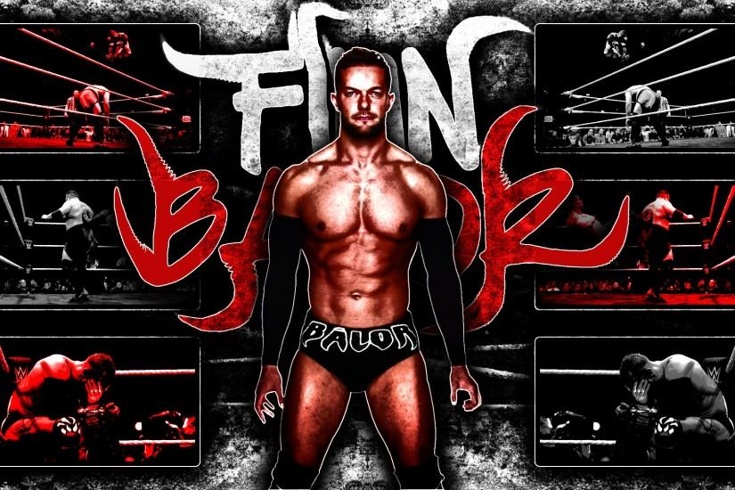Finn Balor Wallpaper by DarkVoidPictures Finn Balor Wallpaper by  DarkVoidPictures