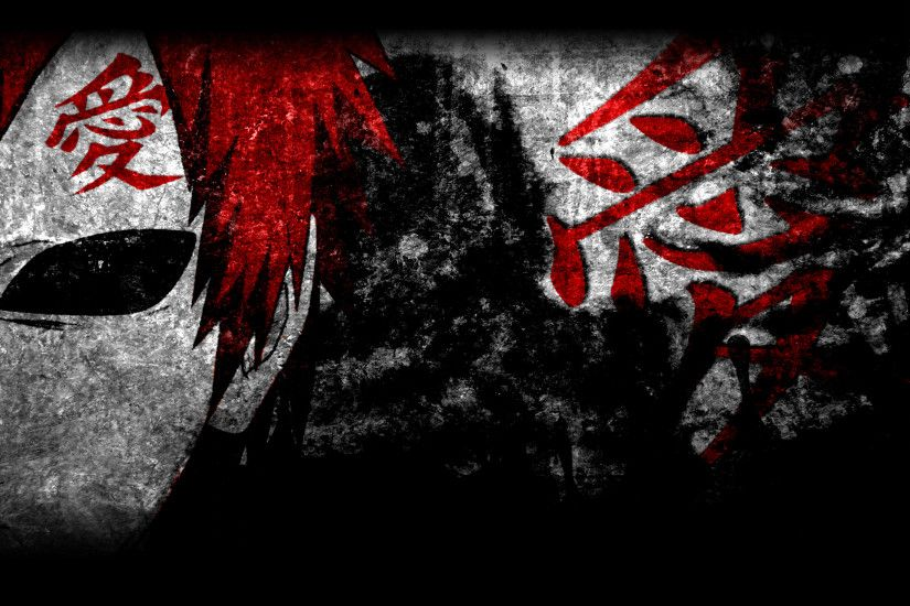 gaara wallpaper by DEOHVI gaara wallpaper by DEOHVI