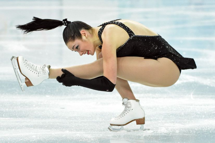 Silver medal in the discipline of figure skating Caitlin Osmond at the  Olympics in Sochi