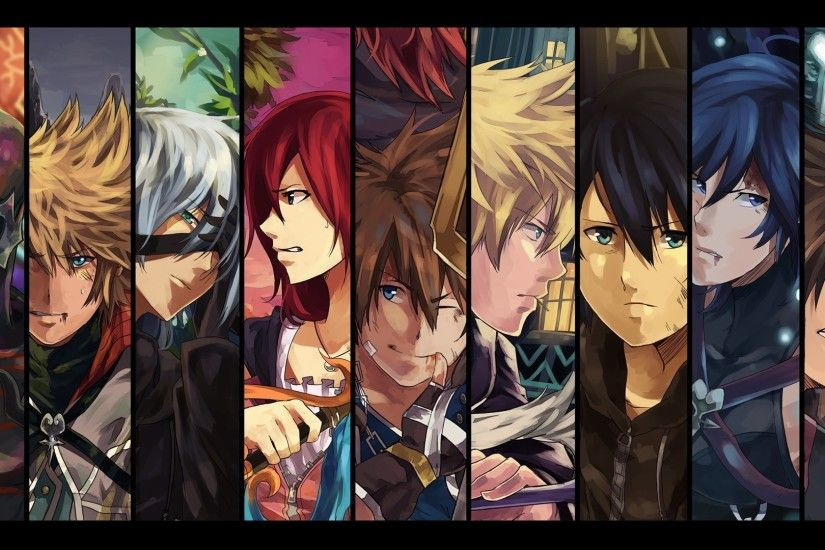 Kingdom Hearts Wallpaper #4834