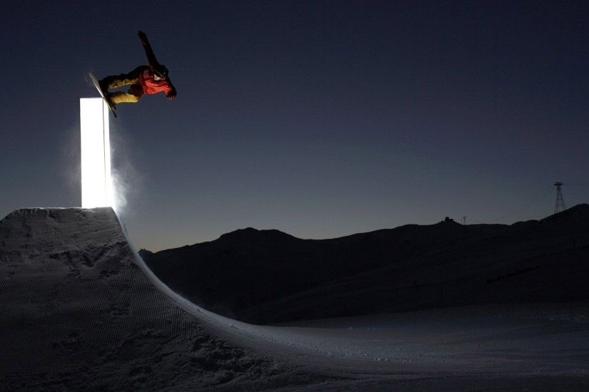 Red Bull Snowboarding Wallpaper Images