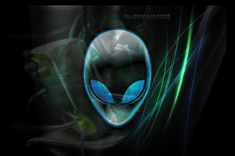 ... Alienware Logo HD Wallpaper ...