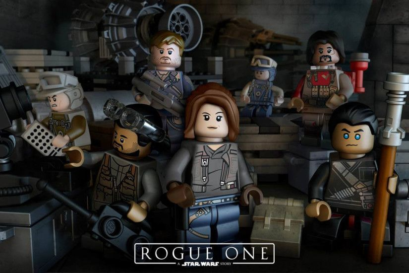 LEGO Rogue One: A Star Wars Story Video Game Teasing 1920x1080 wallpaper