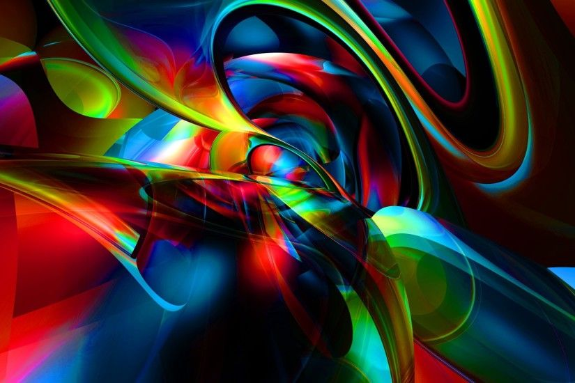 abstract multicolor wallpaper 995