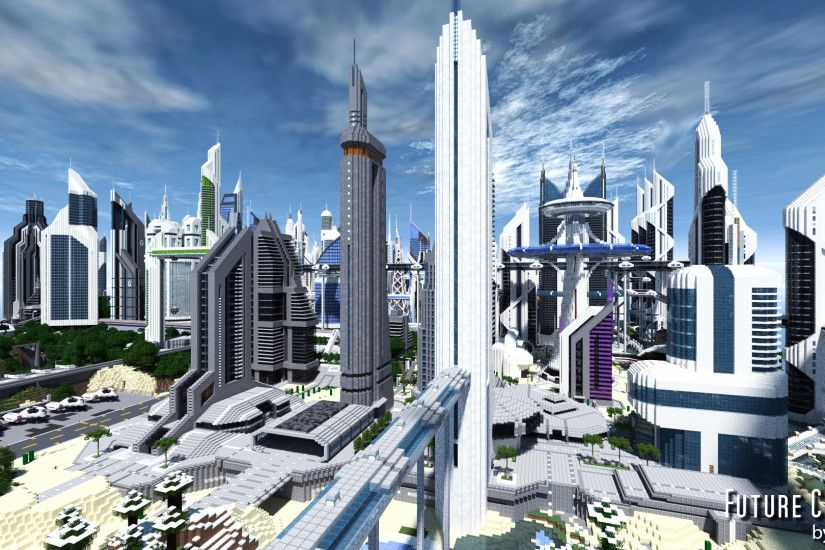 ... future city wallpapers multi monitor hq future city pictures ...