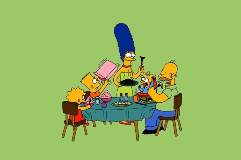 Scared Homer Simpson The Simpsons wallpaper Cartoon wallpapers